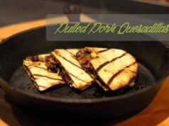 Pulled Pork Quesadillas