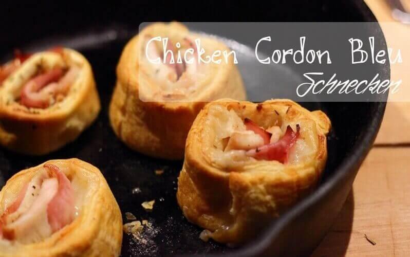 Living BBQ Chicken Cordon Bleu Schnecken Living BBQ Chicken Cordon Bleu Schnecken Pfanne test