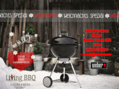 Weber Master Touch GBS Spezial Edition