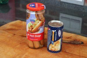 Living BBQ Hot Dog Teppich vom GrillIMG