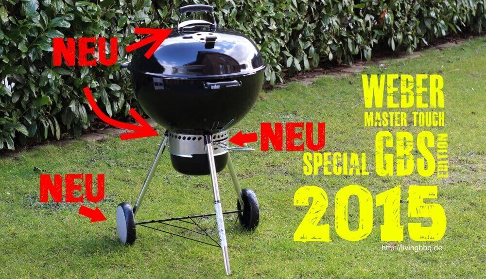 Weber Mastertouch GBS Special Edition