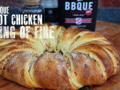 BBQUE Hot Chicken Ring of Fire