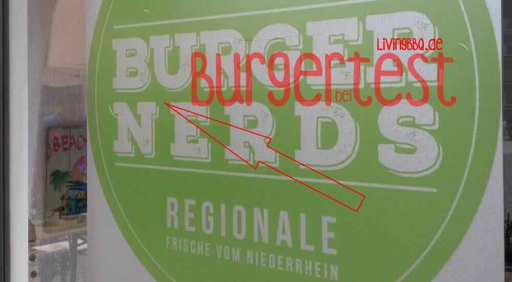 Burger Nerds Titel