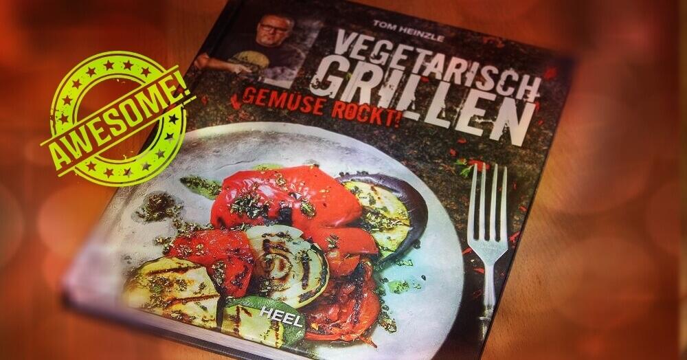 LivingBBQ Buchrezension vegetarisch grillen
