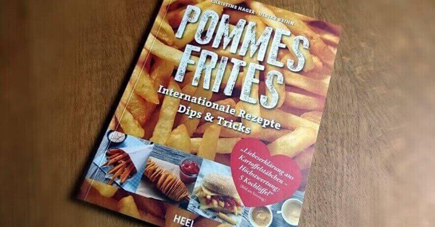 Buch Pommes Frites