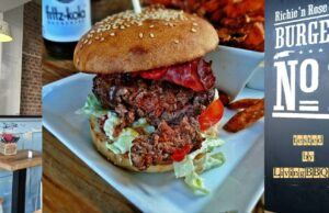 richie´n rose burger düsseldorf