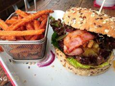 B Burger Bar - Test Burgerladen