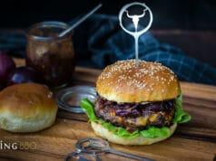 Moesta BBQ Hamburgerpresse