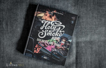 Holy Smoke BBQ Grill-Buch