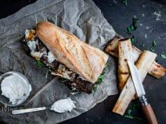 Short Ribs Sandwich