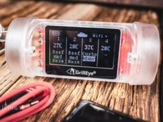 GrillEye Max Grillthermometer