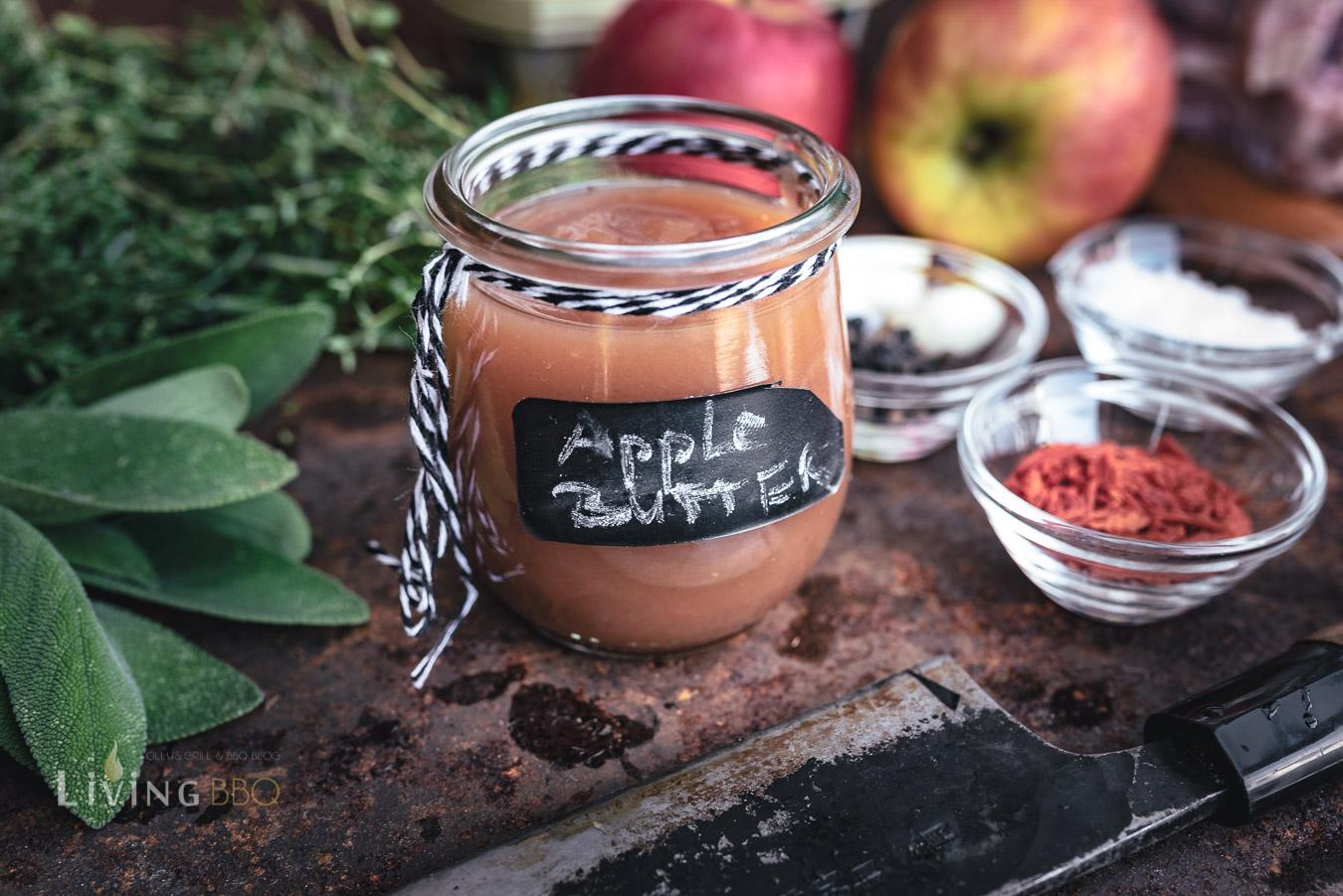 Apfelbutter